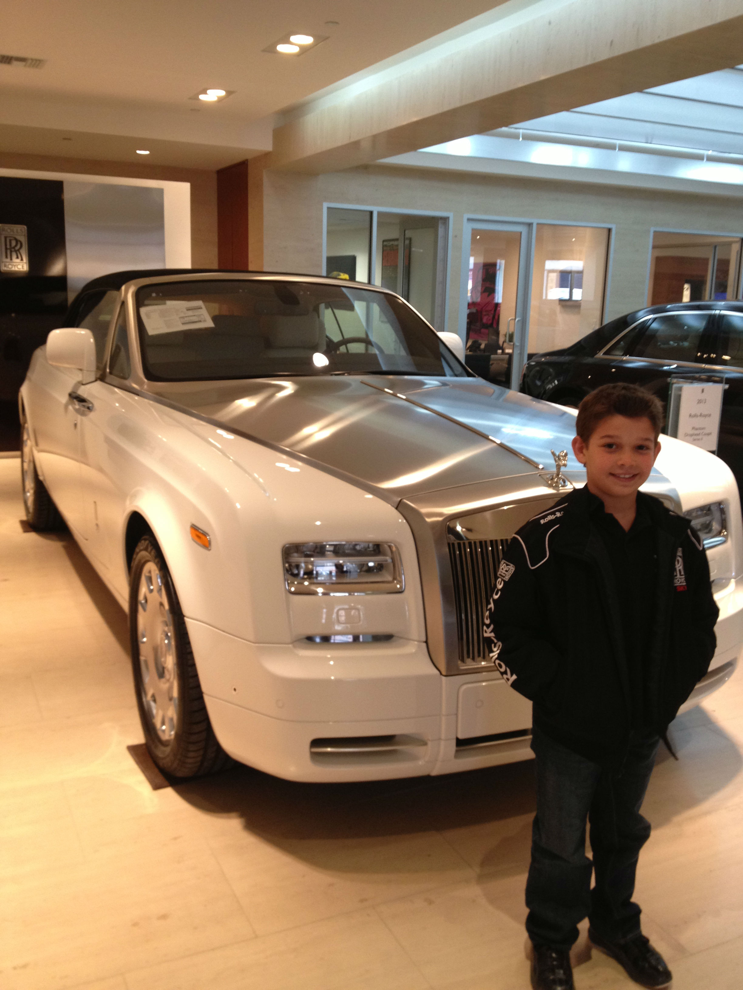 Manhattan Motor Cars Rock A Kid S Blog On Luxury Cars