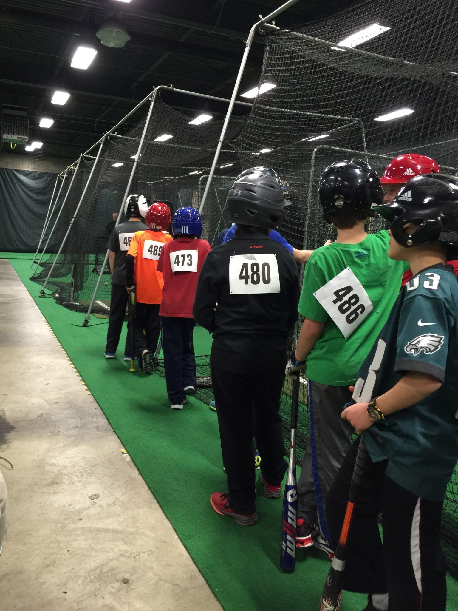 2015 Baseball Tryouts