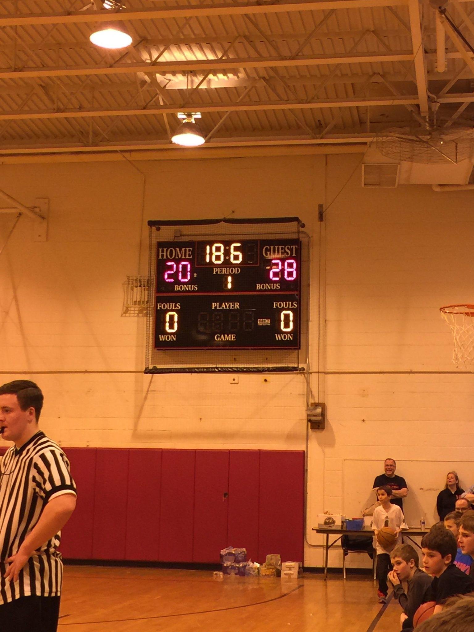 2nd Basketball Championship Win