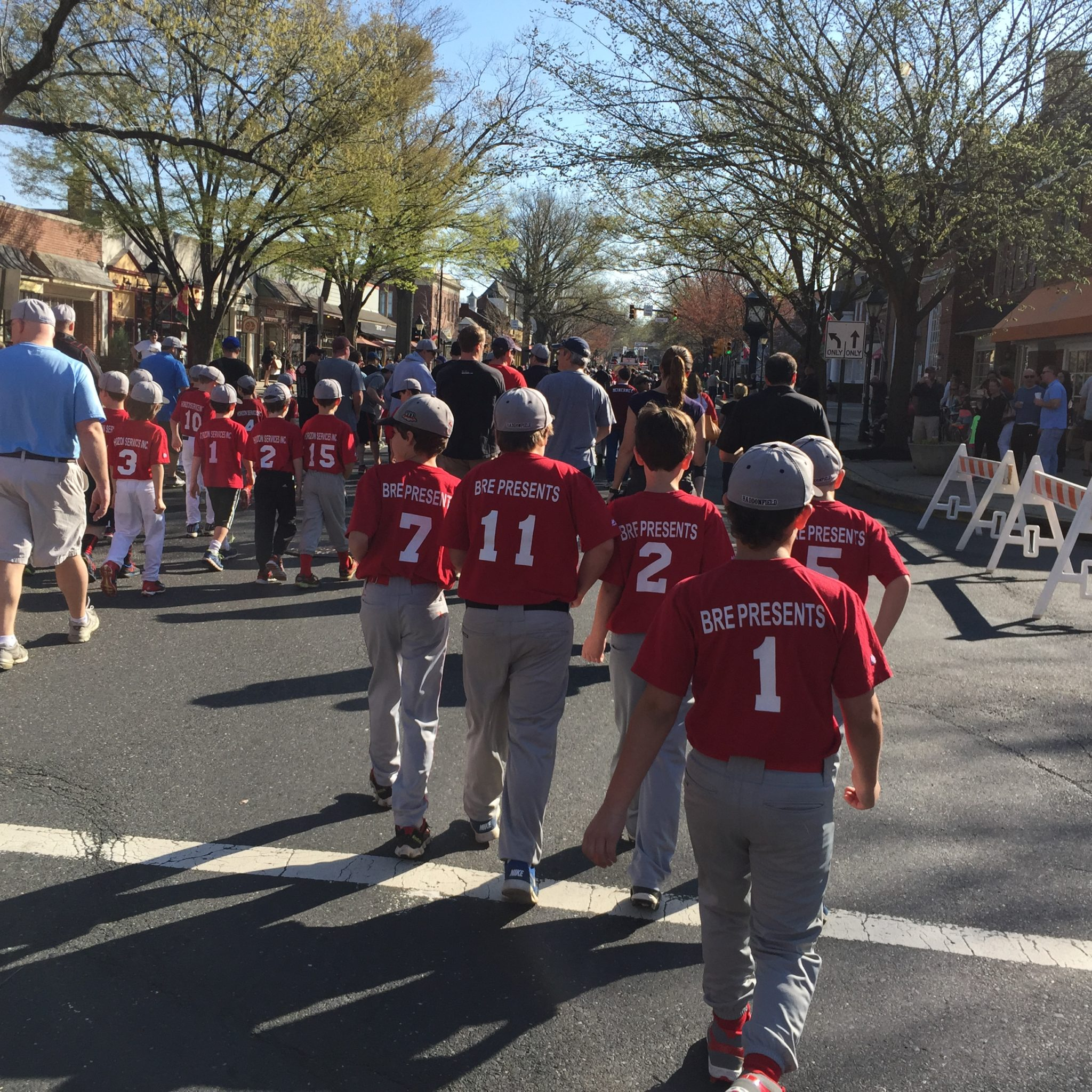 Opening Day Little League 2015