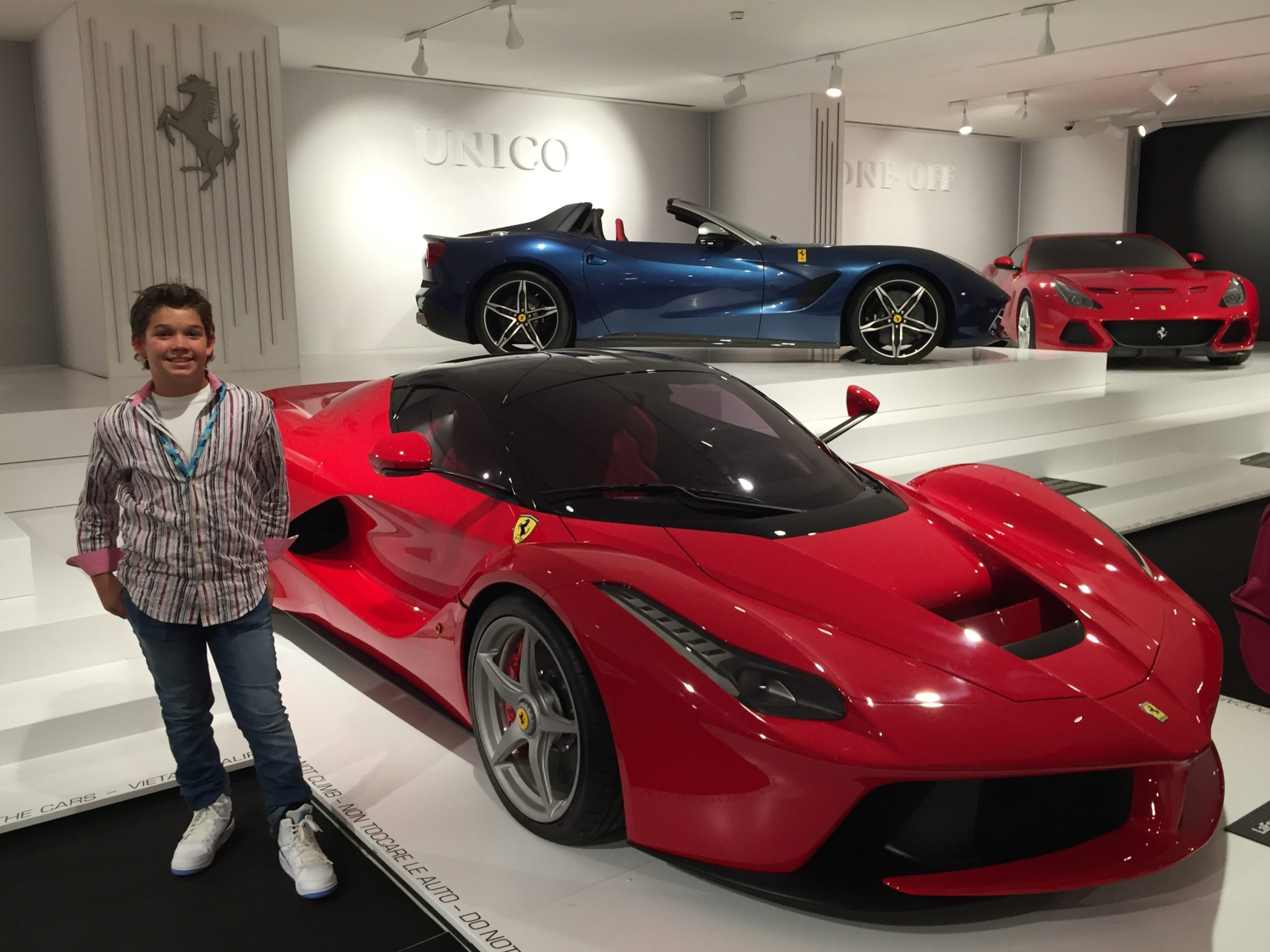 Ferrari Museum Italy