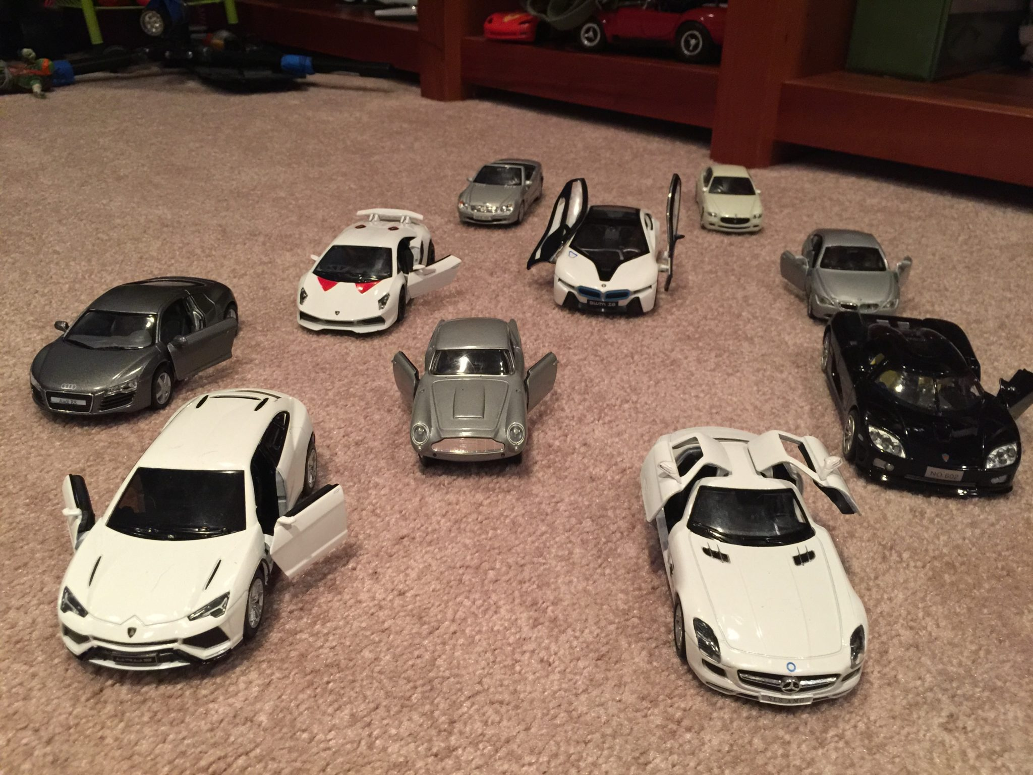 My Diecast Collection