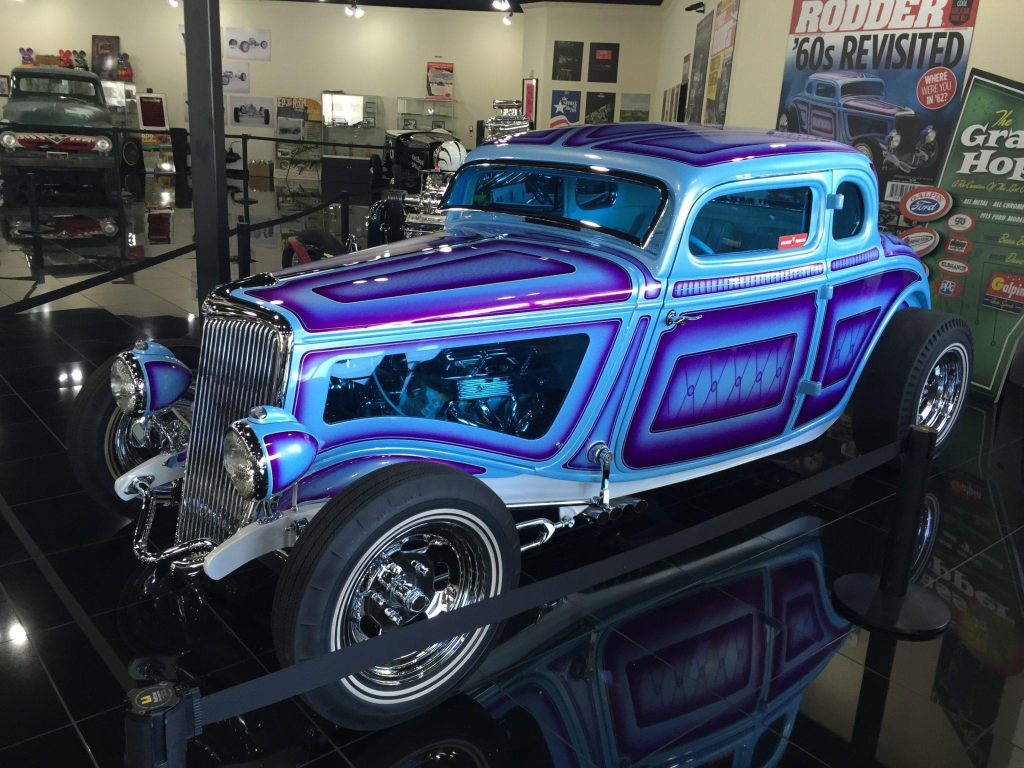 Galpin Auto Museum